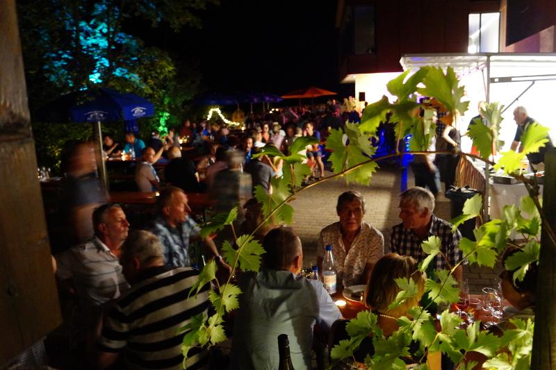 1. HOF.WEIN.FEST im Weingut Neder