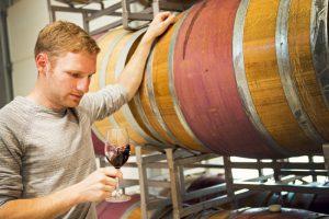 Weingut Neder: Lorenz Neder, Techniker für Weinbau und Kellerwirtschaf